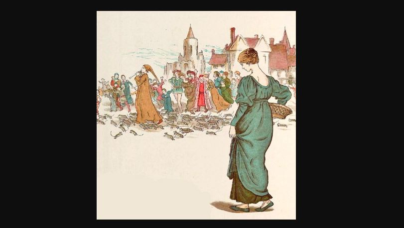 The Pied Piper of Hamelin Europe True Story