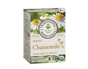 Traditional Medicinals organic chamomile