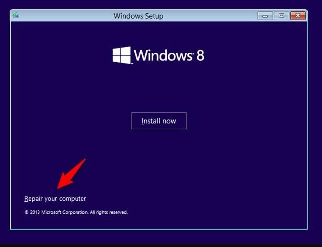 How to Boot in Safe Mode Windows 8.1
