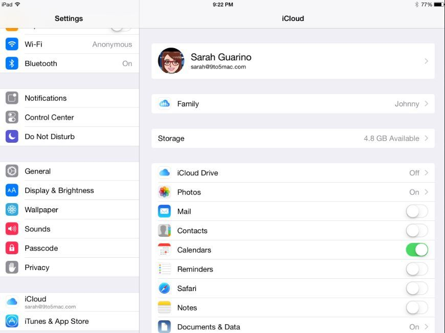 Upload Photos to iCloud Photo Library from iOS