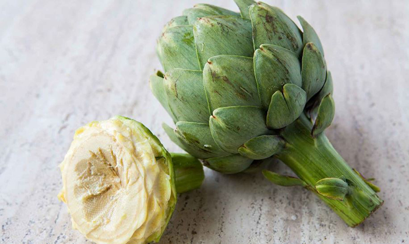 Artichoke Hearts as capers substitute